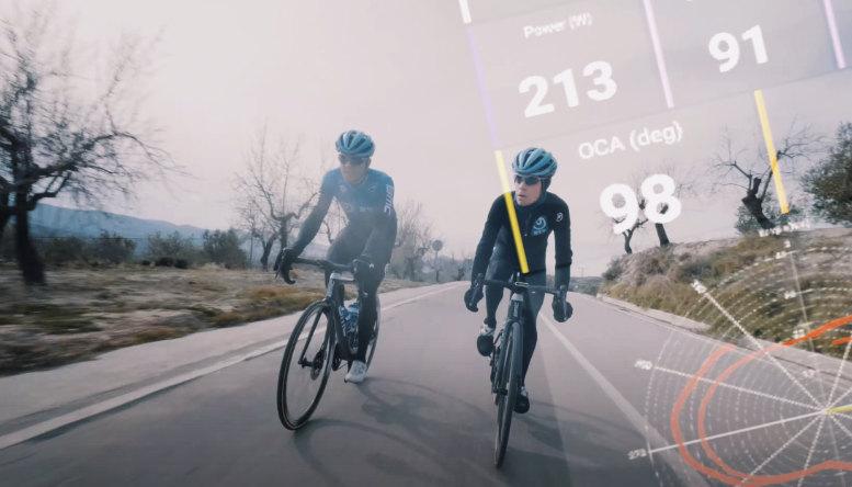 Rotor Bike NTT 2020