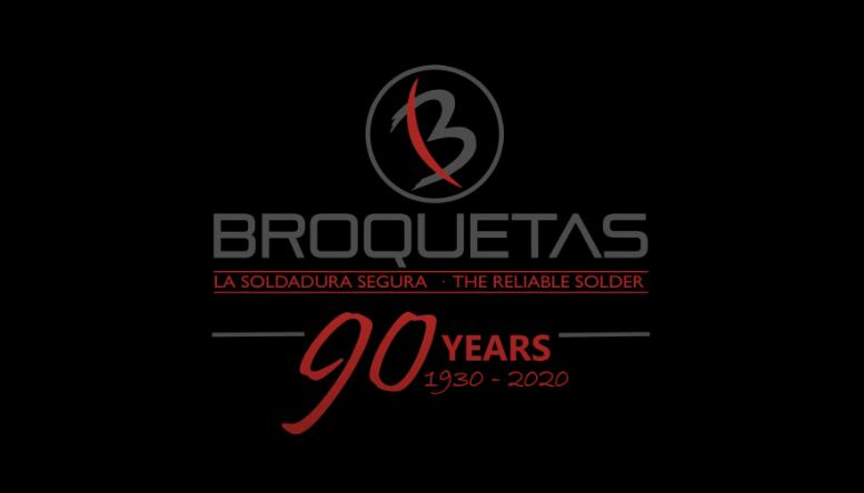 Broquetas 90 años